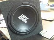 """MTX AUDIO Car Speakers/Speaker System MTX 12"""" SUB"""